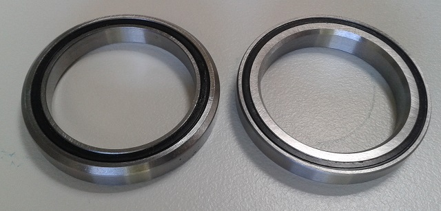 1 x 19307-2RS CYCLE HUB BEARING RUBBER SEALED ID 19mm OD 30mm WIDTH 7mm