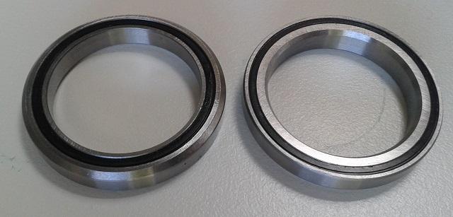 """45x45 degree Headset Bearing 1 1//4/"""" —AUS STOCK— Bicycle 34.1 x 46.8 x 7mm"""